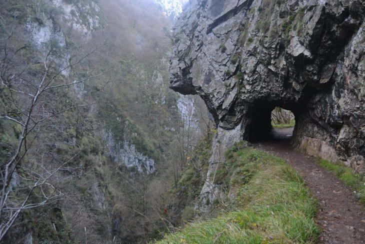 Ruta del Desfiladero de las Xanas