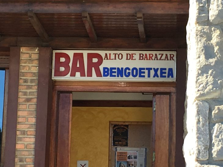 Bar Bengoetxea