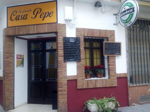 Bar La Pianola Casa Pepe