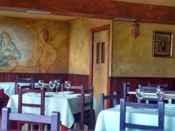 Comedor del Restaurante Milagros