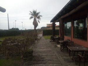 Terraza del Restaurante Milagros