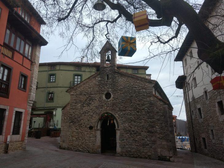 Capilla Santa María Magdalena de Llanes
