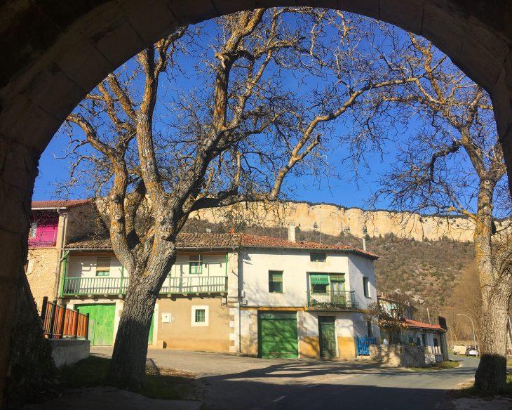 Barrio de la Barcena de Puentedey