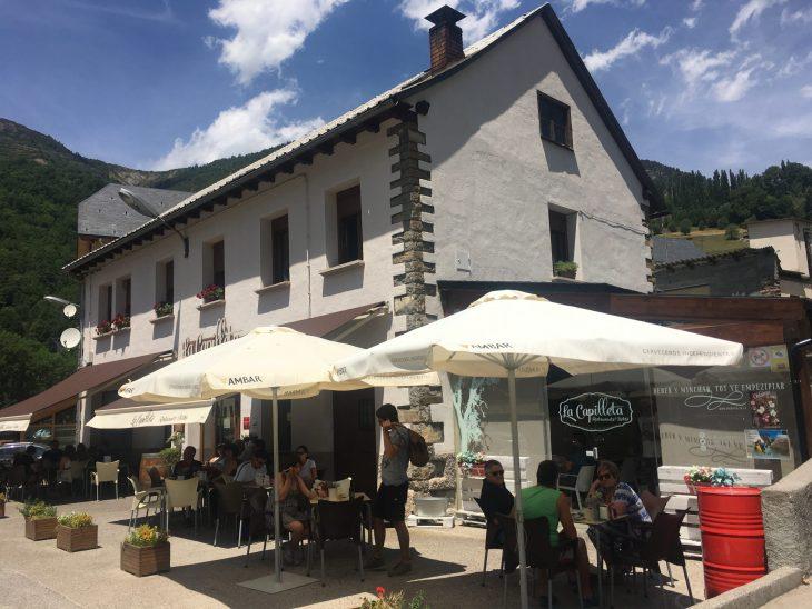 Restaurante La Capilleta de Plan