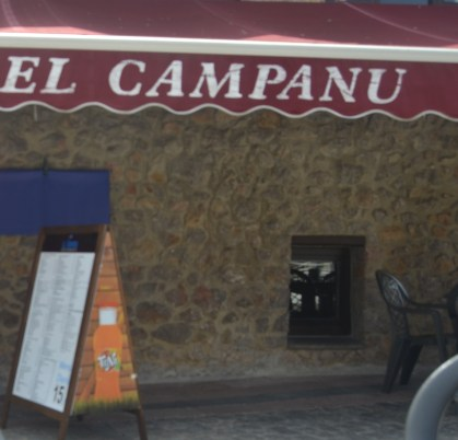 Restaurante El Canpanu, Llanes