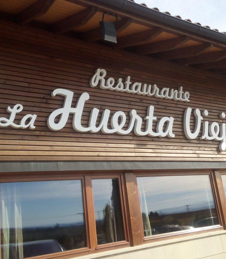 Restaurante La Huerta Vieja de Laguardia