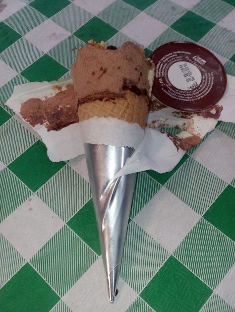 Cornete de helado Kalise