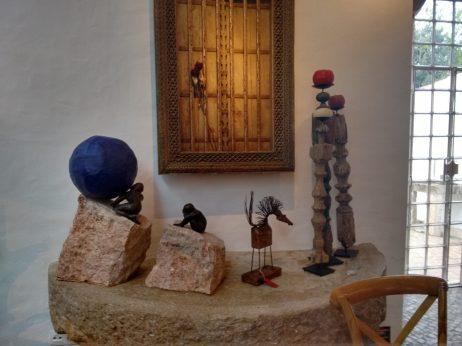 Artículos de decoración a la venta