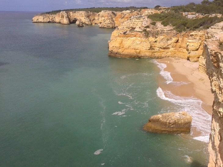 Litoral del Algarve