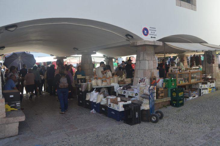 Visita al Mercado de Cangas de Onís