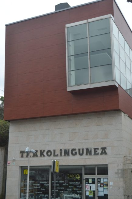 Bakioko Txakolingunea