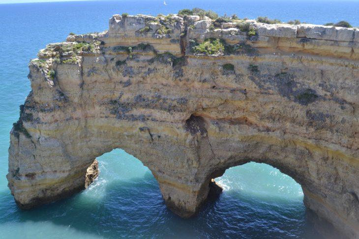 Arcos de Praia Marinha