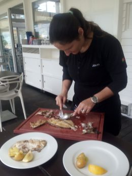Restaurante Evaristo de Albufeira