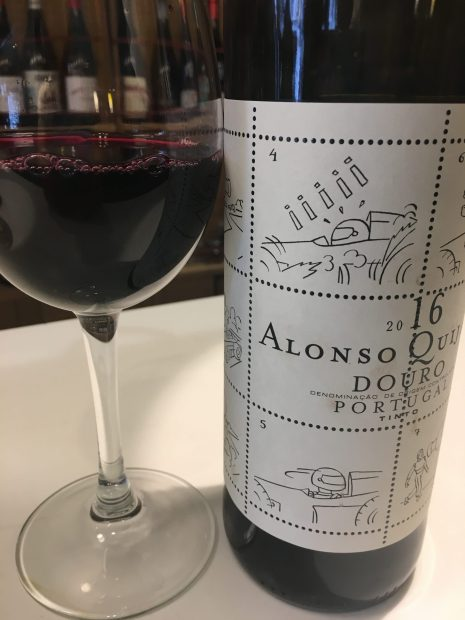 Vino natural Alonso Quijano