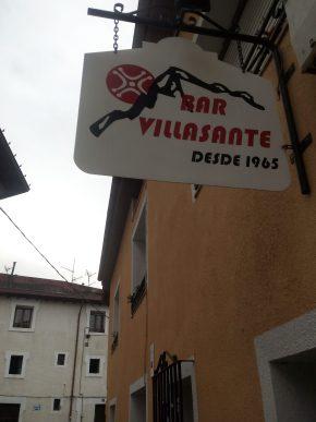 Bar Villasante de Ramales