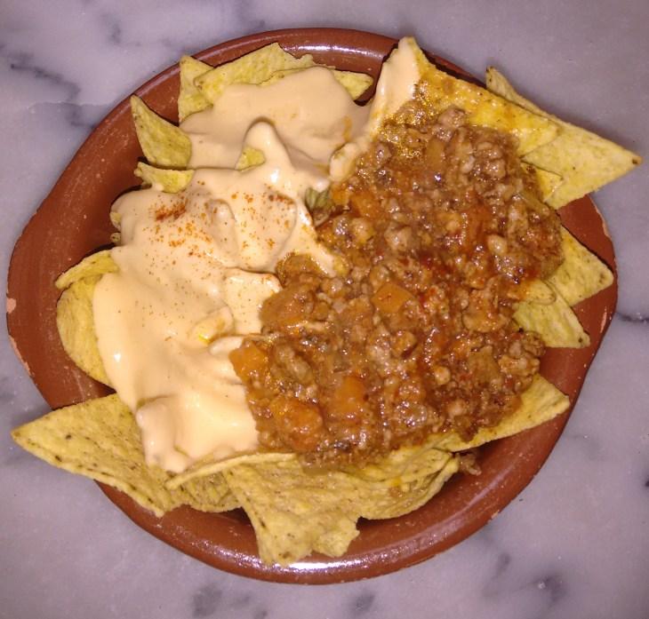 Nachos del Bar Marzana