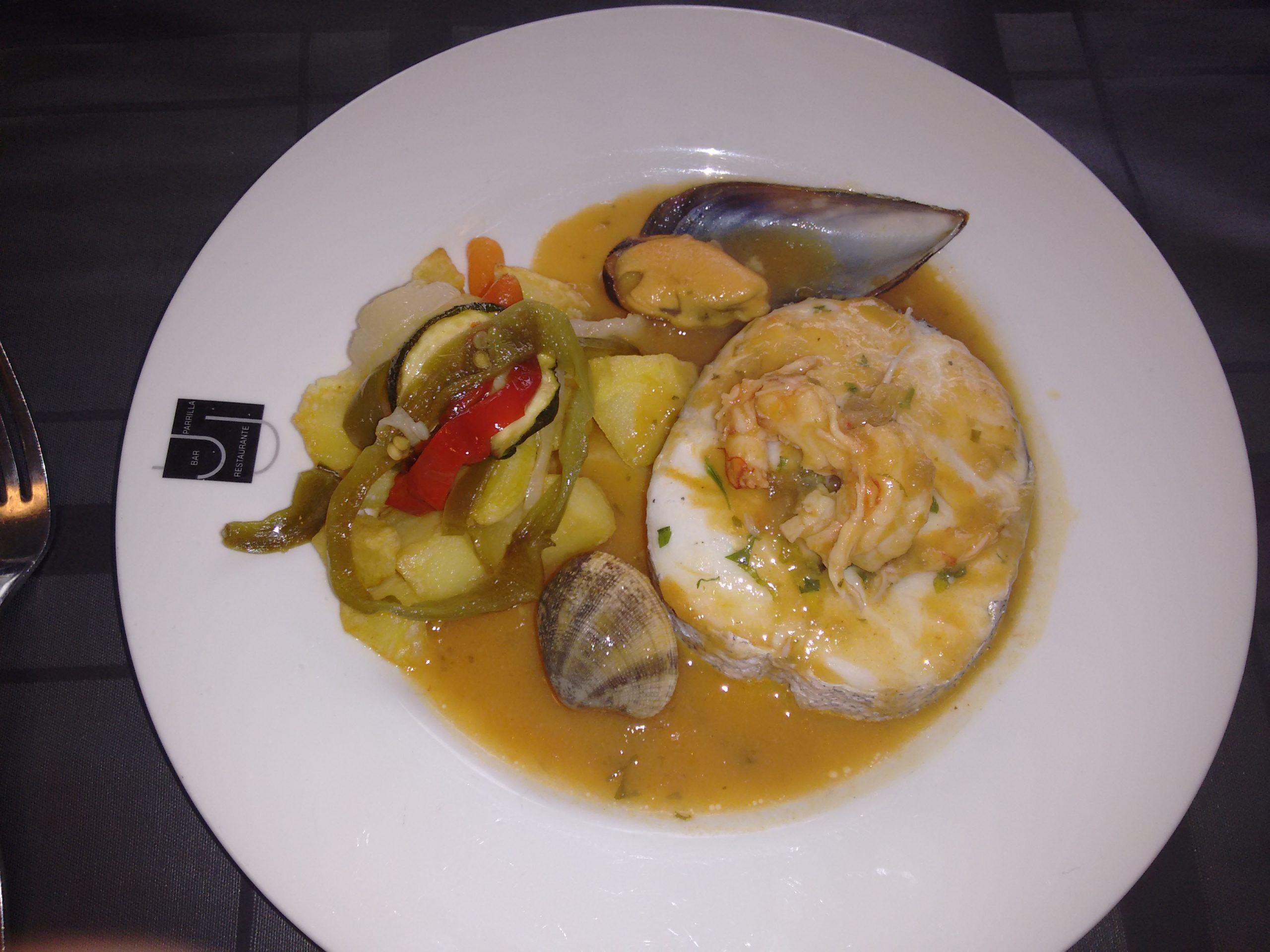 Parrilla Restaurante Jj De Llanes Un Buen Men De Fin De