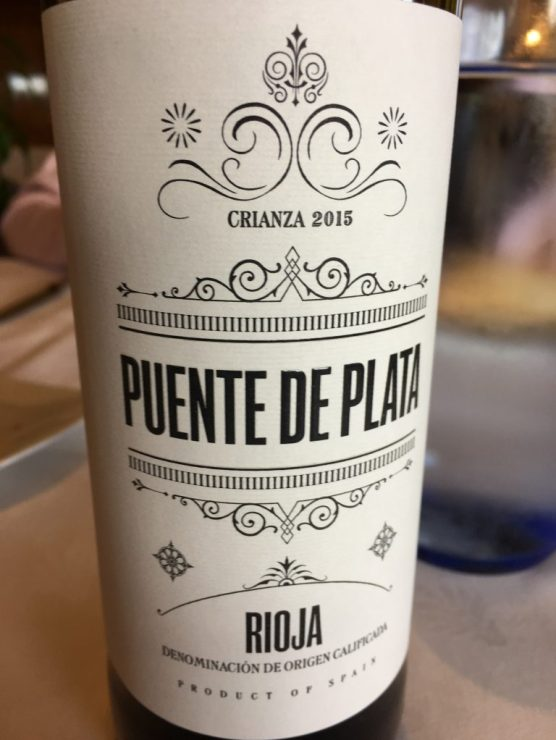 Vino Puente de Plata