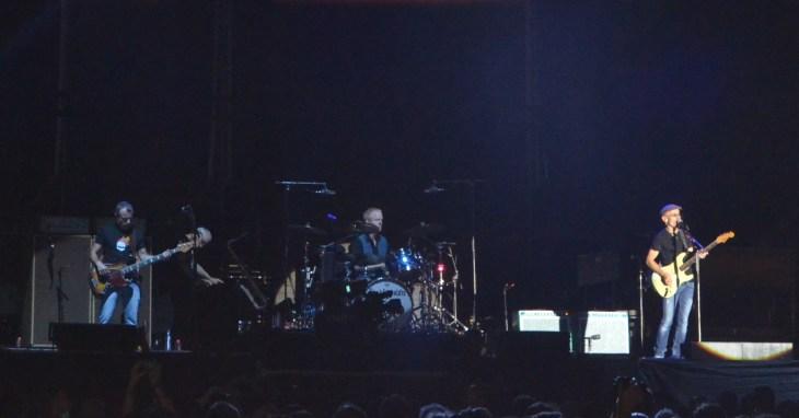 Fito y Fitipaldis en el Festival Músicos en la naturaleza 2015 de Gredos