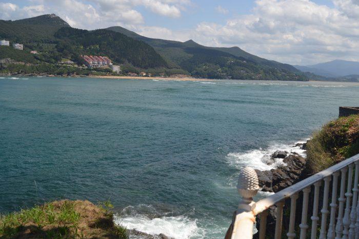 Vista desde la Atalaya de Mundaka