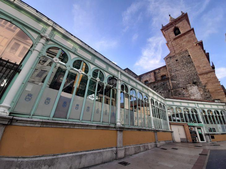 Mercado El Fontán de Oviedo
