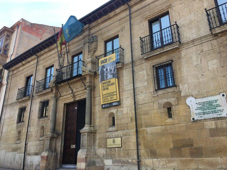 Palacio del Conde de Toreno de Oviedo