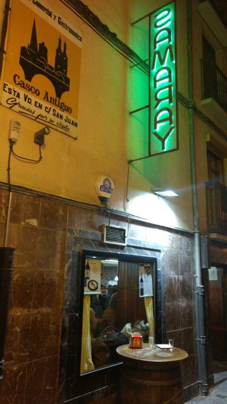 Bar Samaray de Logroño