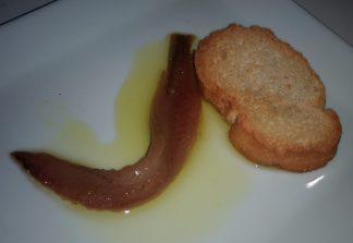 Filete de anchoa de Santoña