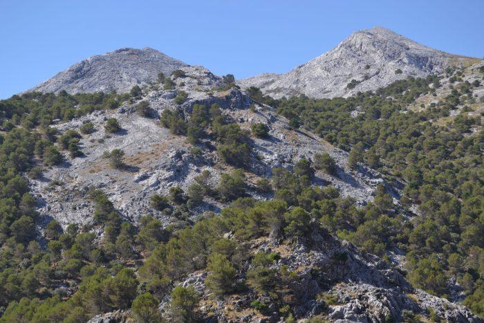 Pico del Reloj y Pico Simancón