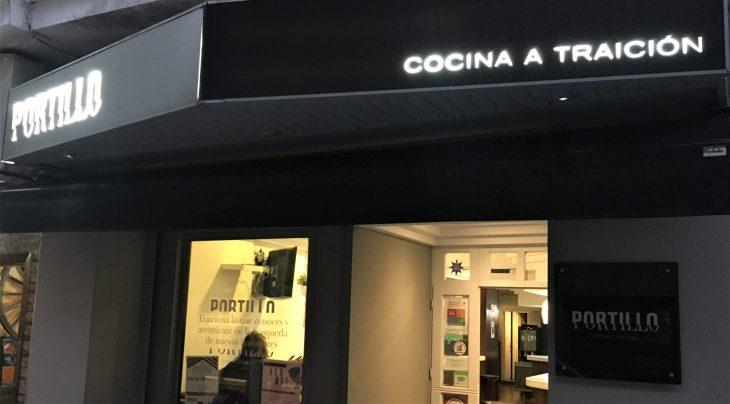 Restaurante Portillo - cocina a traición