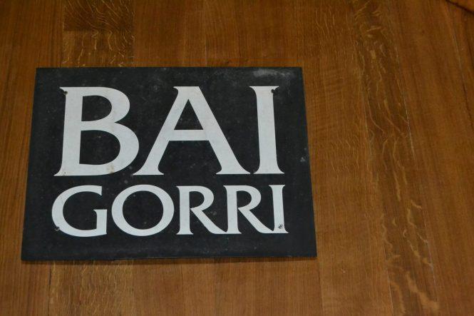 Visita a Bodegas Baigorri