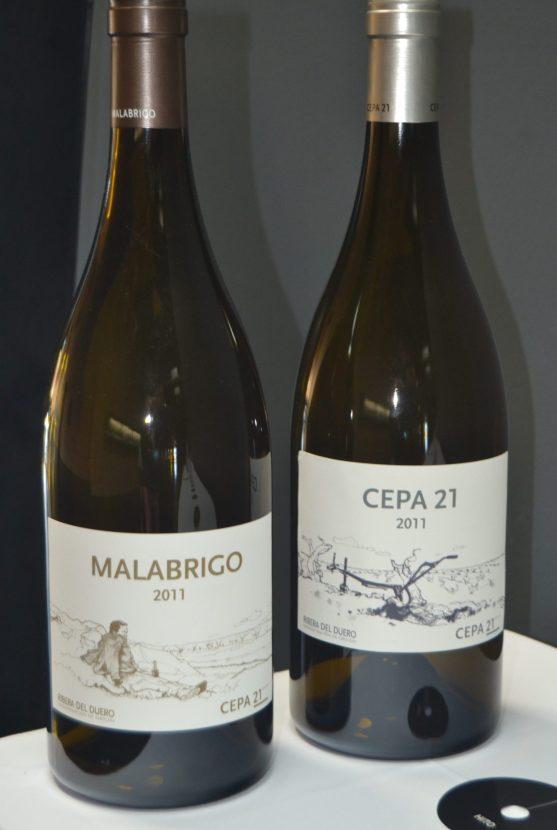 Cepa 21 2011 y Malabrigo 2011