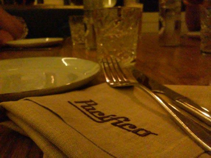 Restaurante Pacífico de Bilbao
