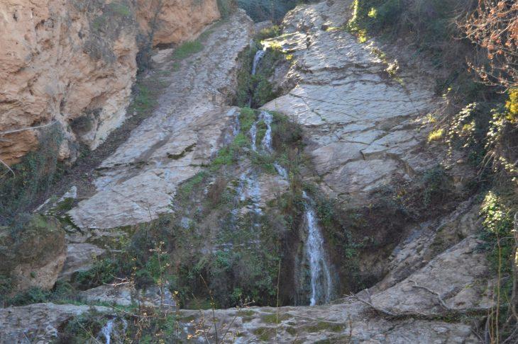 Cascada del Salto del Caballo