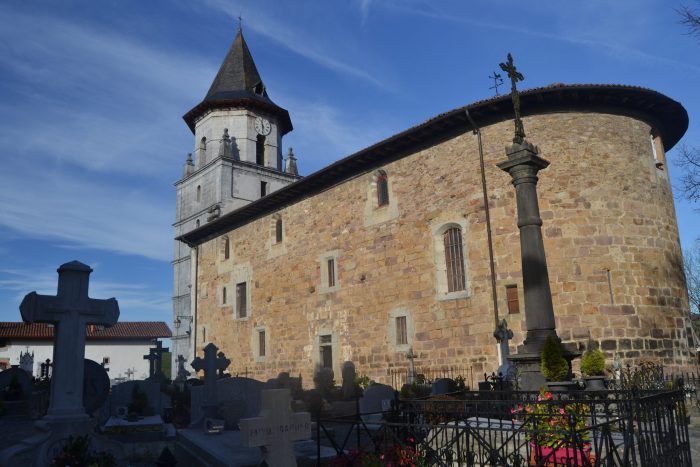 Iglesia de Nuestra Señora de la Asunción, Ainhoa
