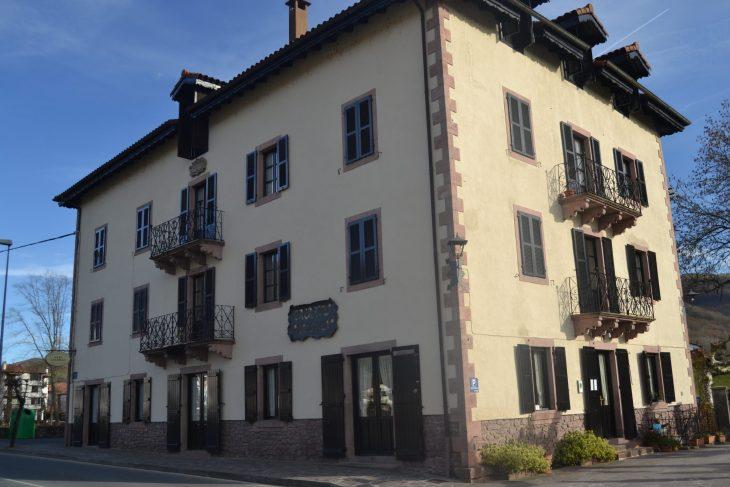 Casa Galarza, Elizondo