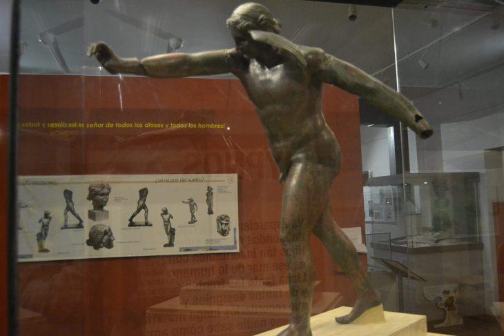 Escultura de Hypnos o Somnus