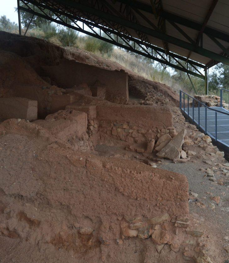 Poblado íbero del Cerro de la Cruz