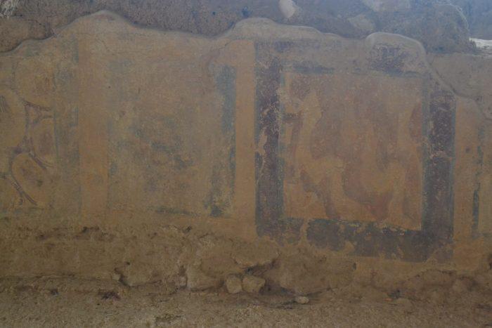Pinturas de las paredes
