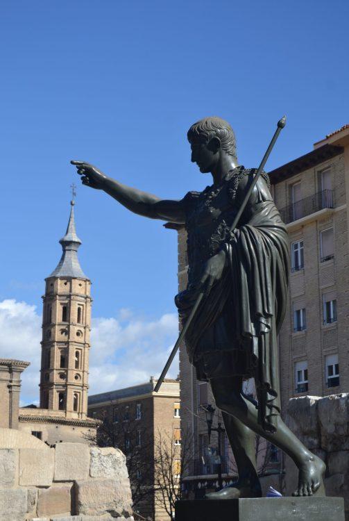 Estatua de Augusto
