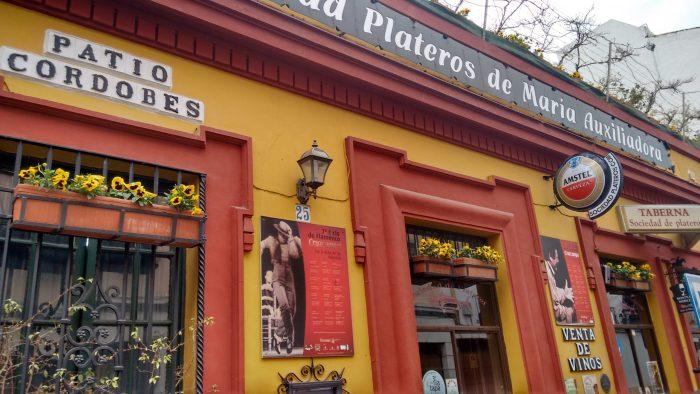 Restaurante Sociedad de Plateros