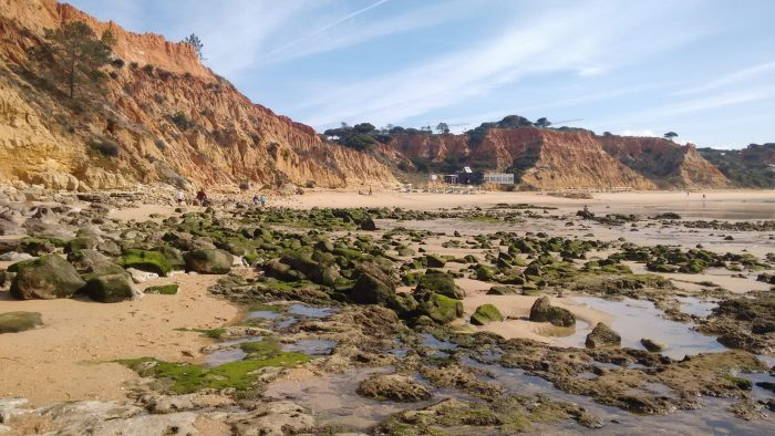Praia Barranco das Belharucas