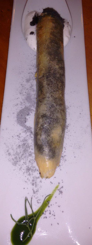 Tapa Un Cigarro para Bécquer