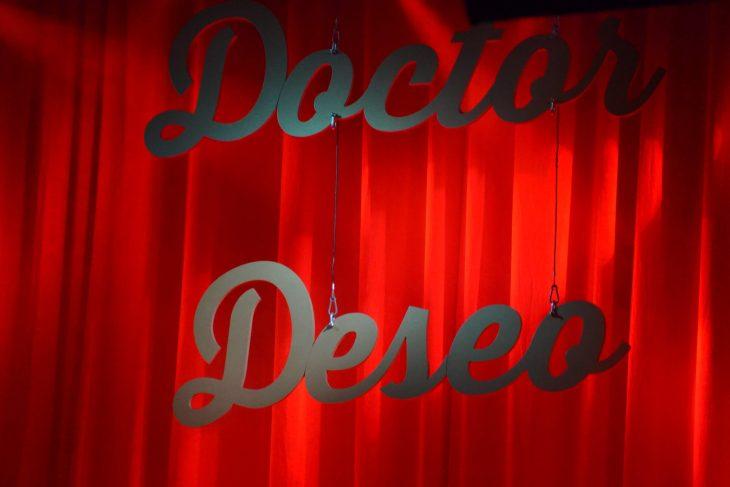 Doctor Deseo en el Kafe Antzokia de Bilbao