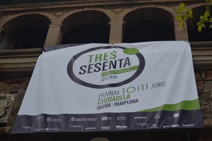 Cartel del Tres Sesenta Festival