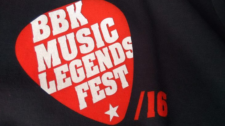 BBK Music Legends Fest 2016