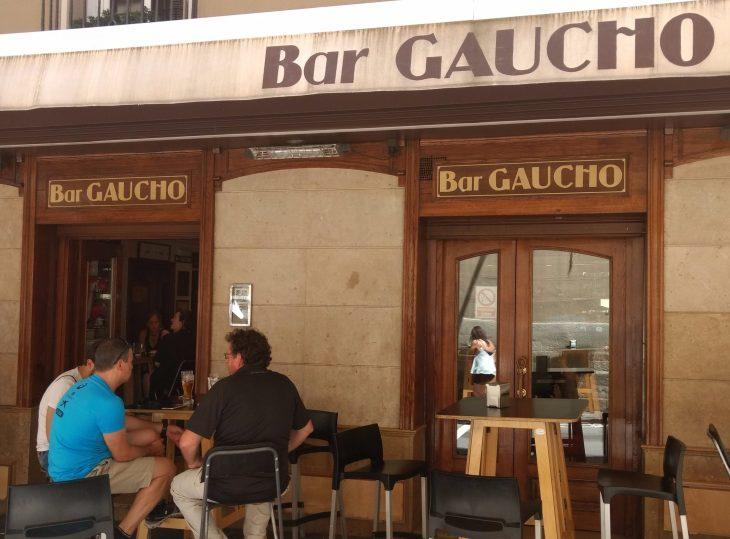 Tapas de autor del Bar Gaucho en Pamplona