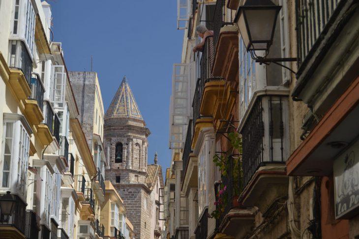 Iglesia de la Palma en Cádiz