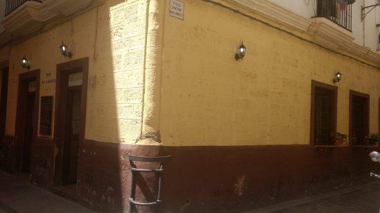 Bar El Laurel de Cádiz