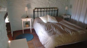 Dormitorio de Las Parras
